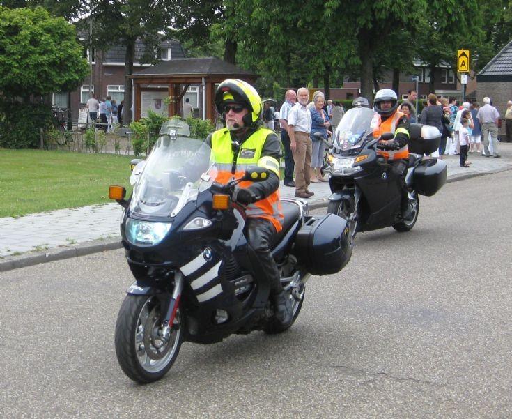 BMW's Bambi Treffen Event / Traffic Stewards 5