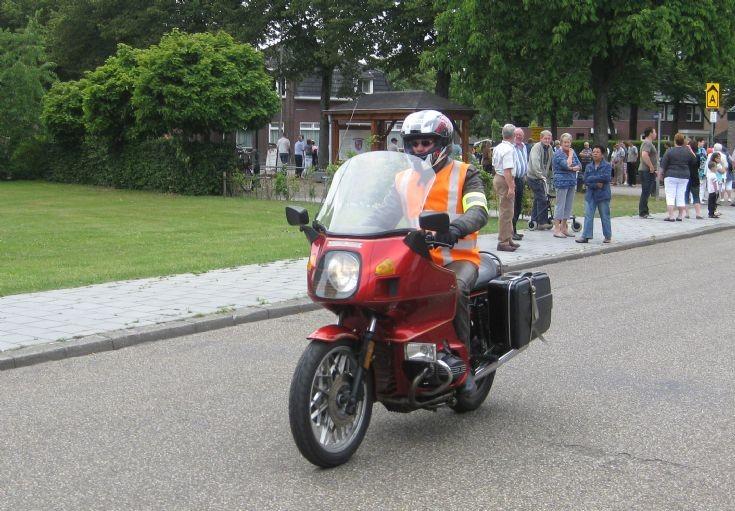 BMW / Bambi Treffen Event / Traffic Steward 6