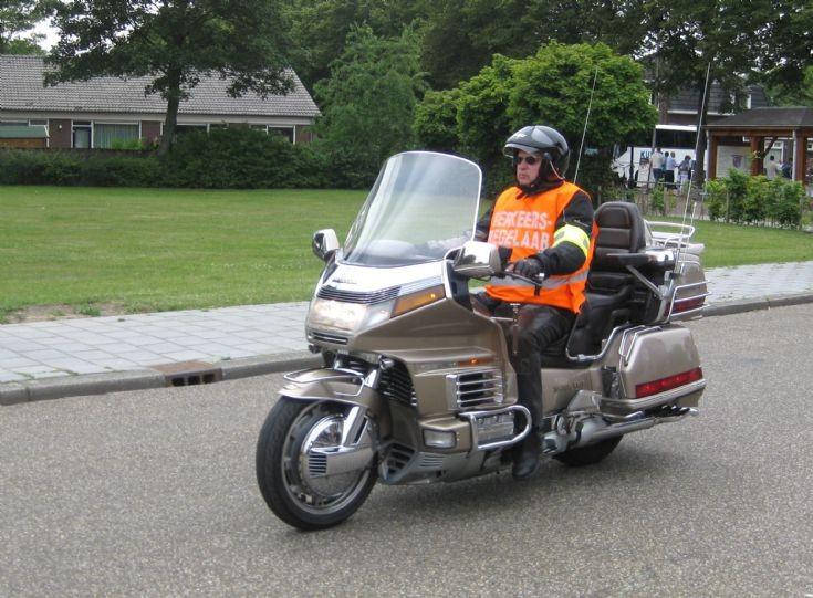 Honda at Bambi Treffen, Traffic Steward 7