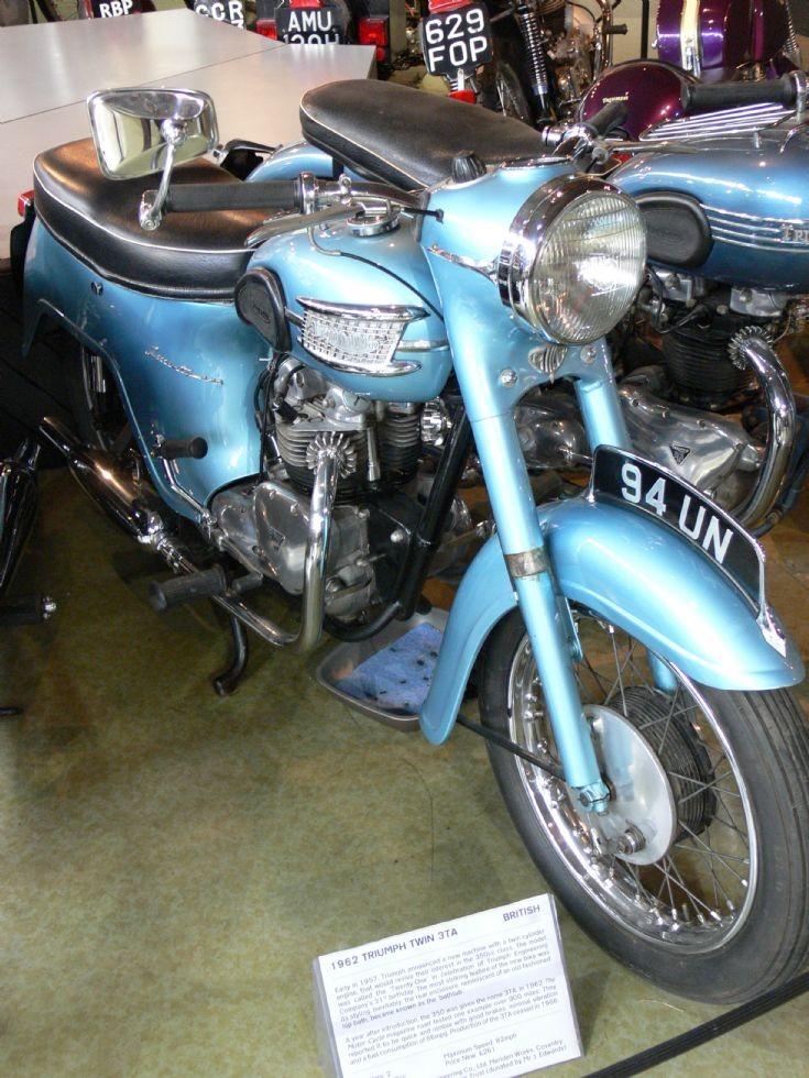 1962 Triumph Twin 3TA
