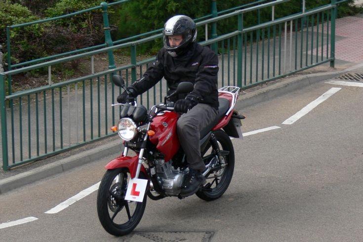 Yamaha YDR 125