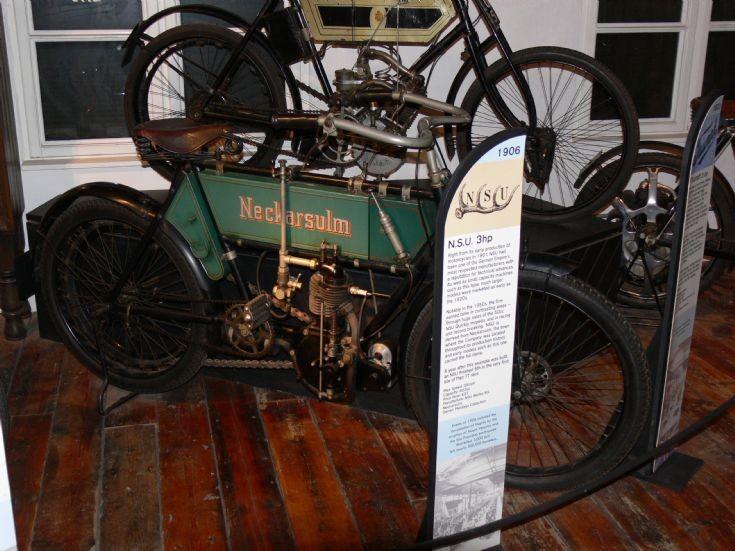 1906 NSU 3 hp
