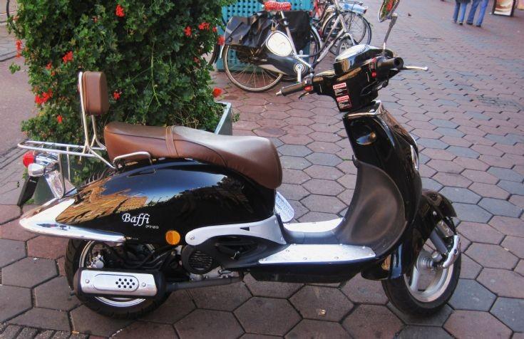 Baffi F750