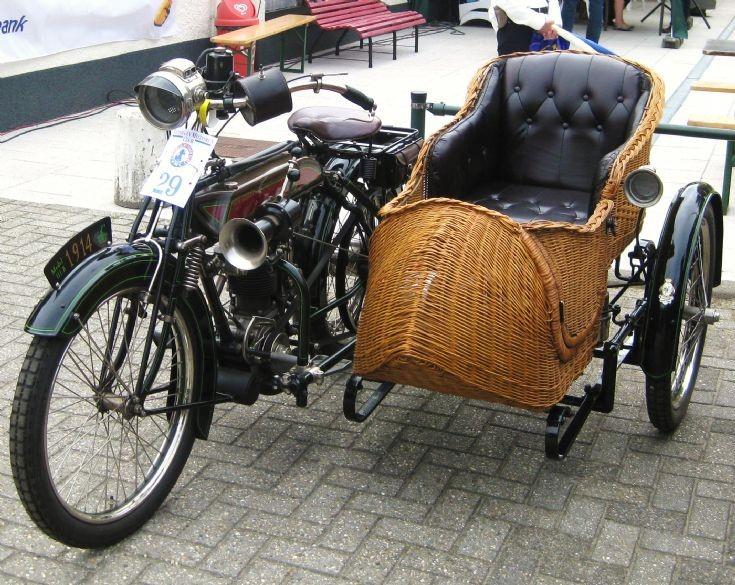 1914 Bike in Altweerterheide - Weert  ( NL )