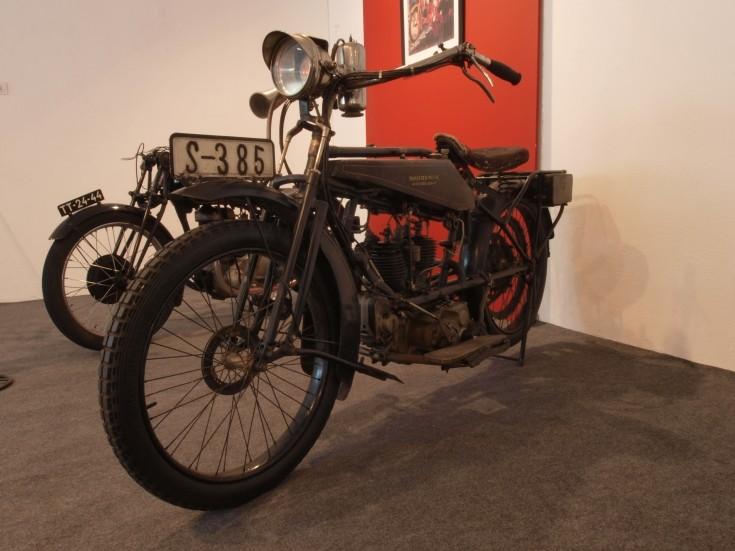 1924 Wanderer-Werke motorcycle