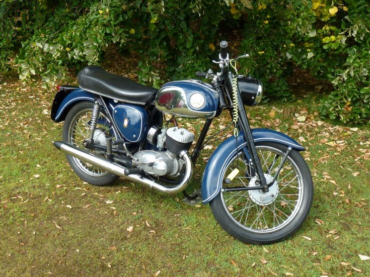 1967/8 BSA in Newton Abbot