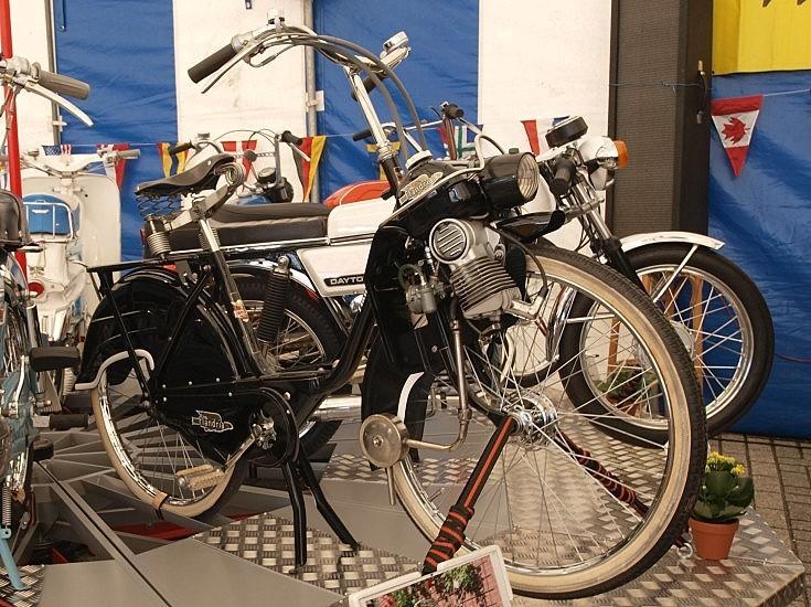 Flandria light moped