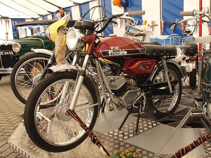 Flandria SP547 moped