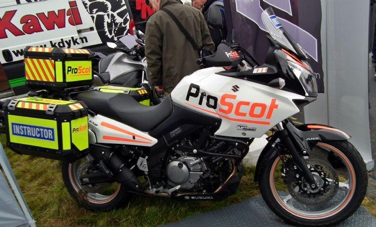 Suzuki V-Strom 650