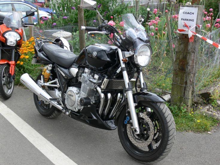 Yamaha WR 1300