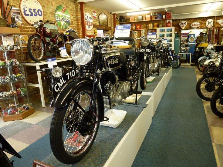 1935 Vincent HRD 500cc