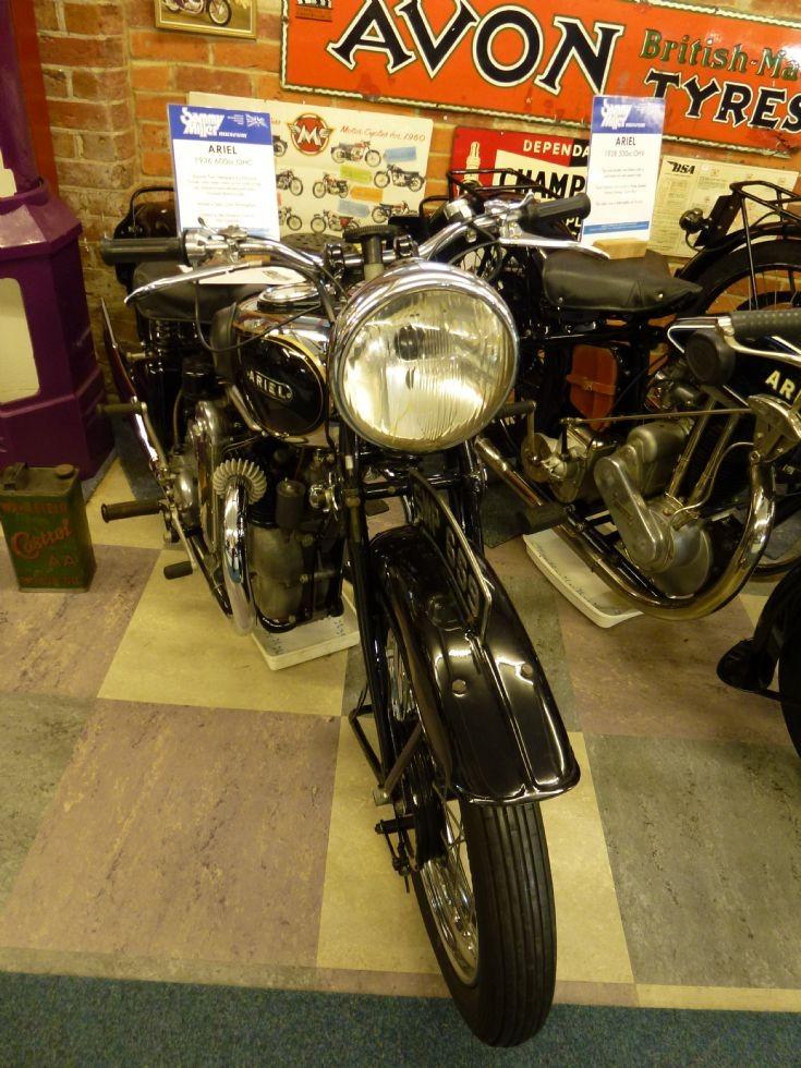 1936 Ariel 600cc OHC