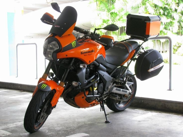Photo of Kawasaki Versys