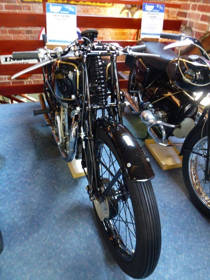 1934 Velocette KTT Mk 4