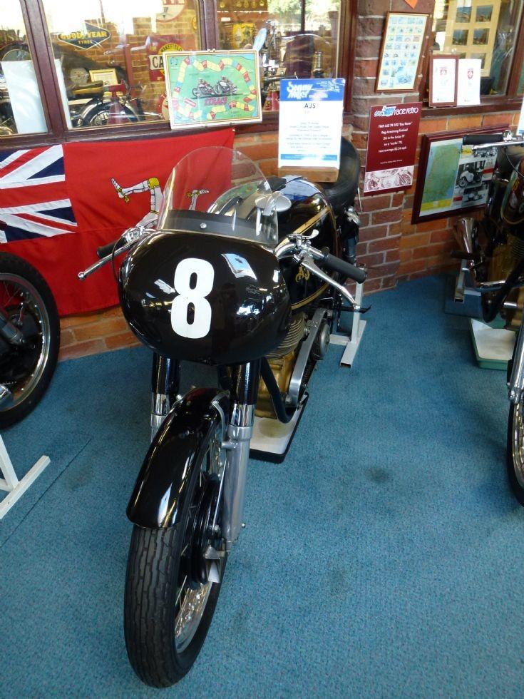 1938 AJS 7R