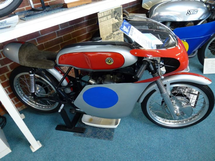 1968 Bultaco TSS