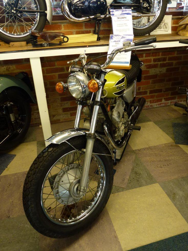 1970 Triumph Bandit-SS