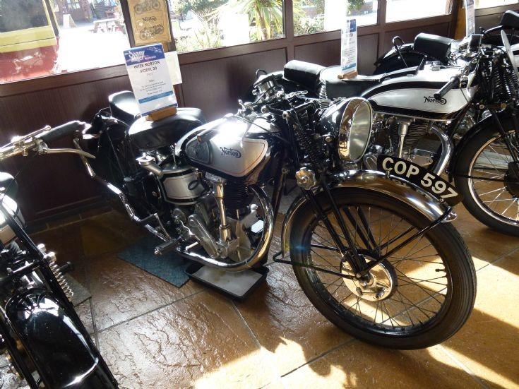 1937 Inter Norton 30