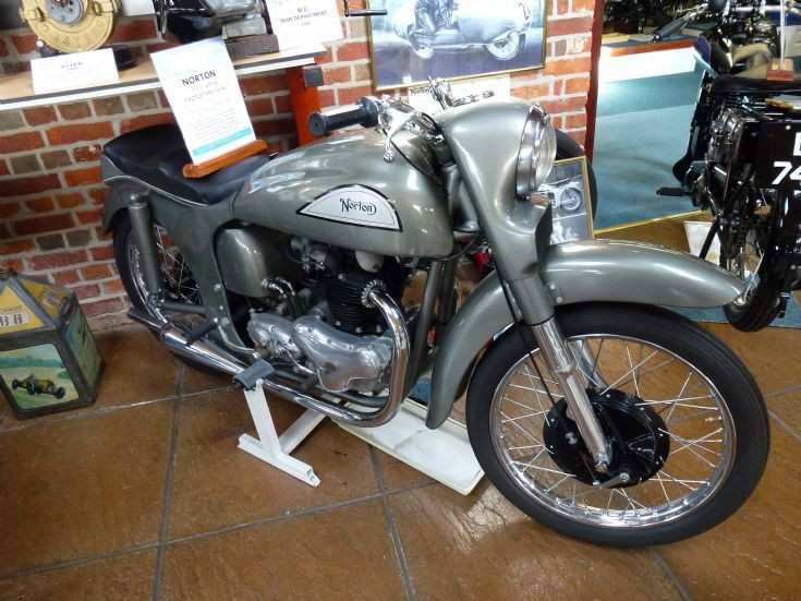 1951 497cc Norton Prototype Twin
