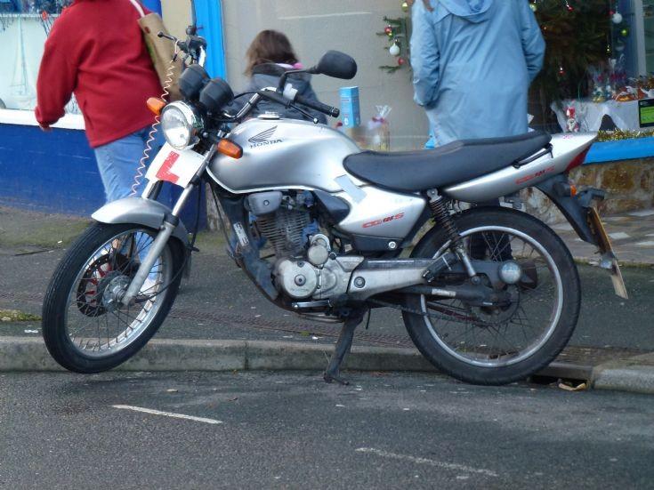 Honda CG125S