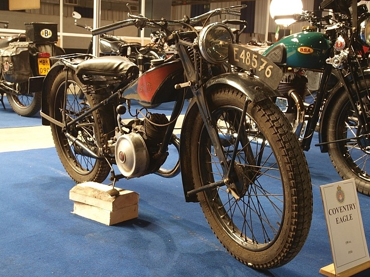 Coventry Eagle 150cc (1934)