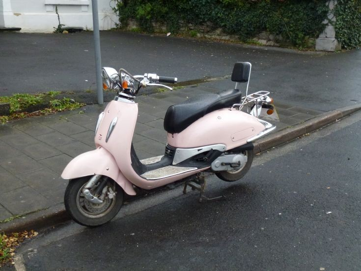 Unnamed scooter