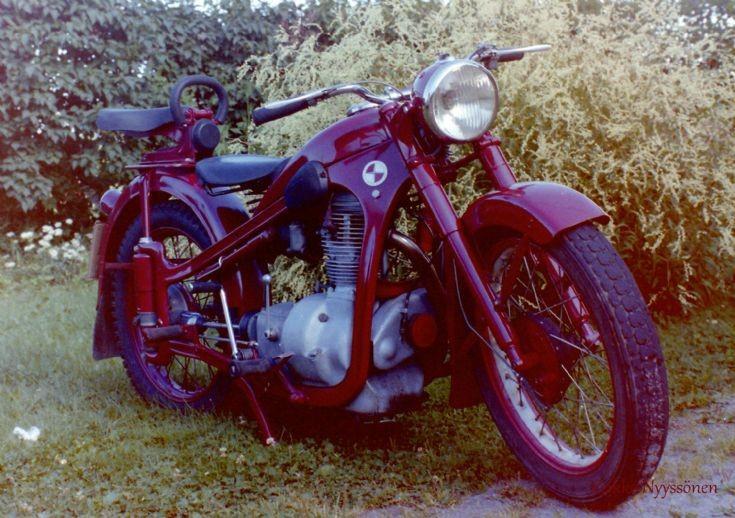 1955 EMW R35
