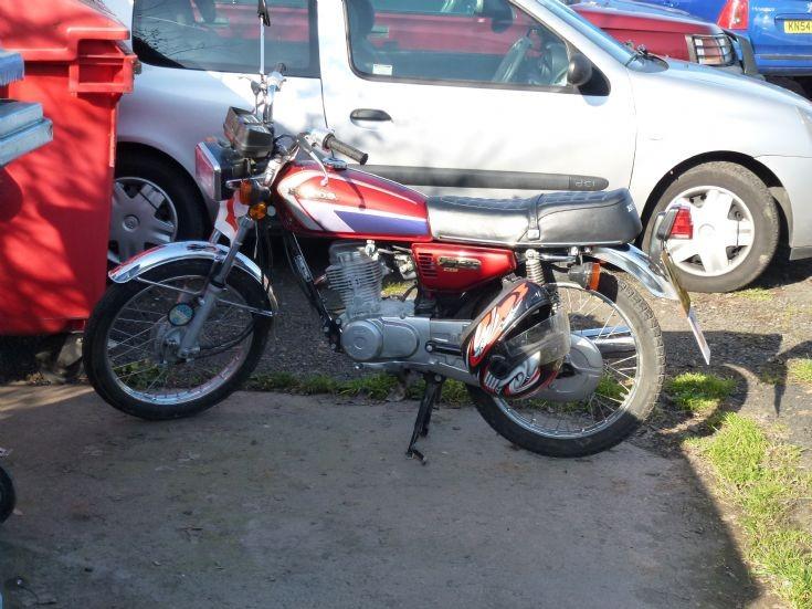 Honda 125CDI