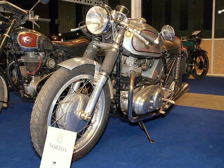 Norton 750cc (1954)