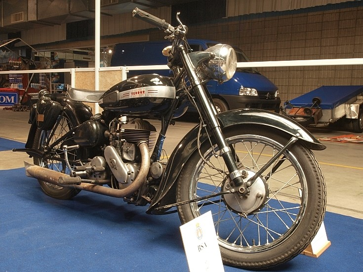 Terrot HTCL 350cc (1951)