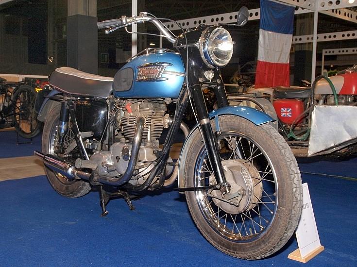 Triumph 6T (1963)