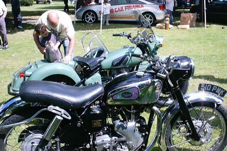 Two Vintage bikes