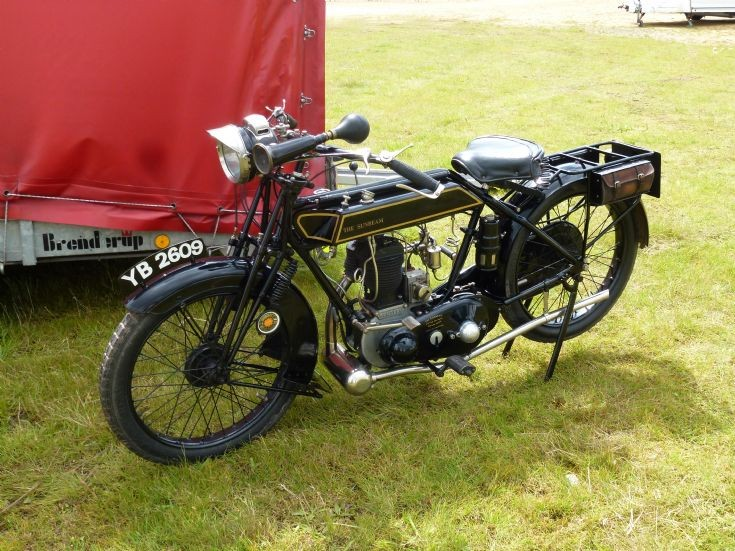 Vintage Sunbeam