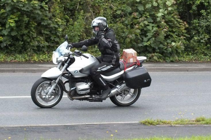 BMW at Dawlish