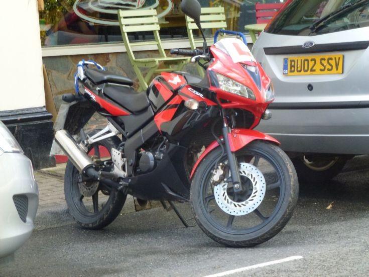 Honda CDR 125R
