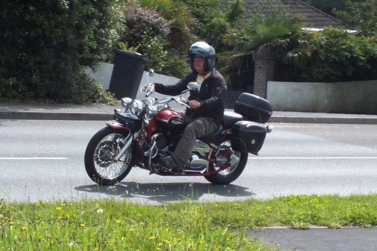 Unidentified model Yamaha