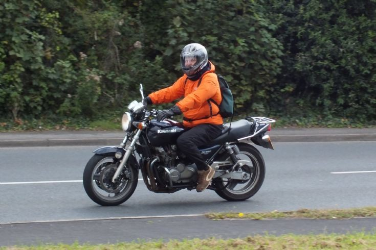 Kawasaki Zephyr 750cc
