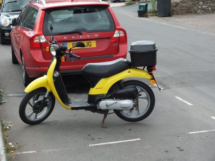 Little Honda Xtreme
