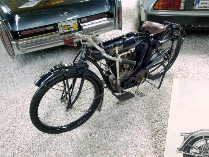 1912 Indian Twin