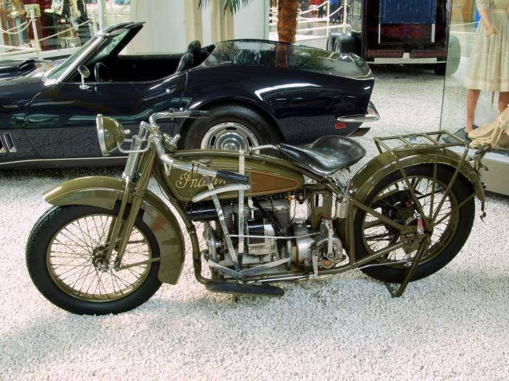 1928 Indian Ace
