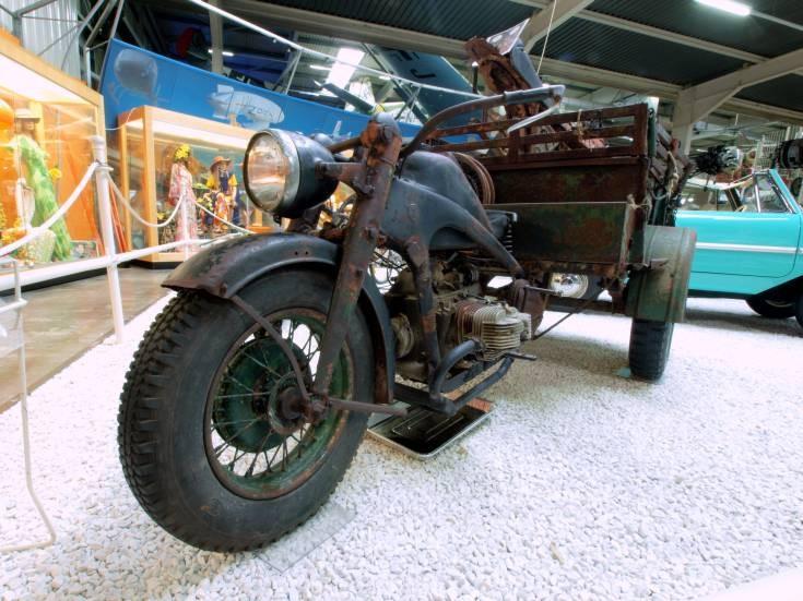 1940-1945 Zundapp KS750