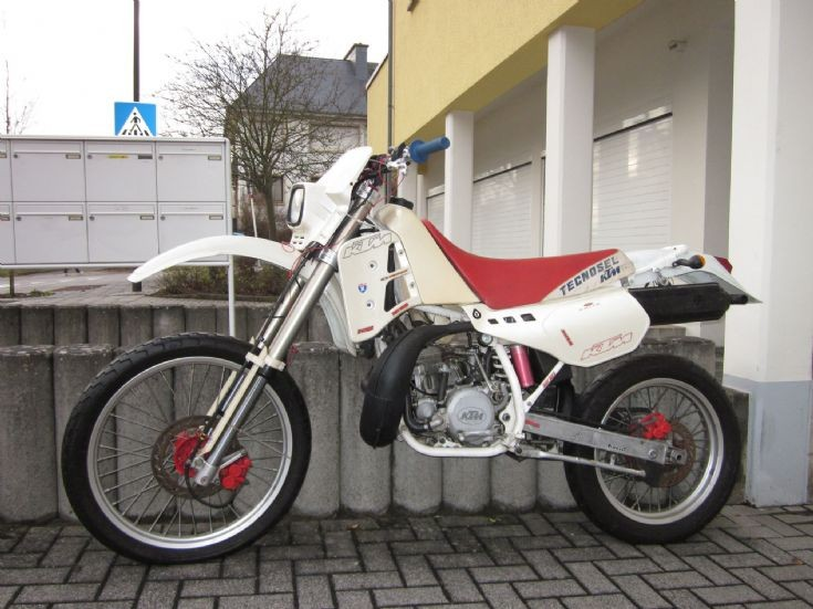 KTM 250GS