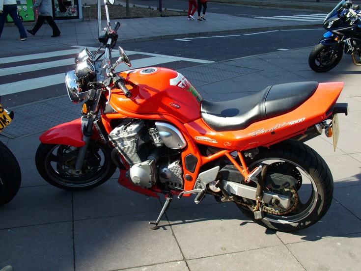 Suzuki Bandit n600