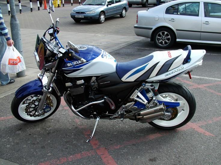 2003 Suzuki GSX1400