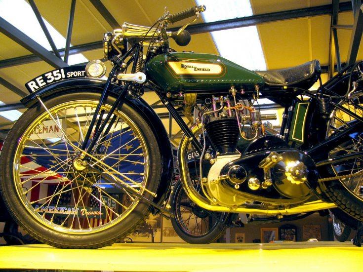 1931 Royal Enfield Sport 350cc
