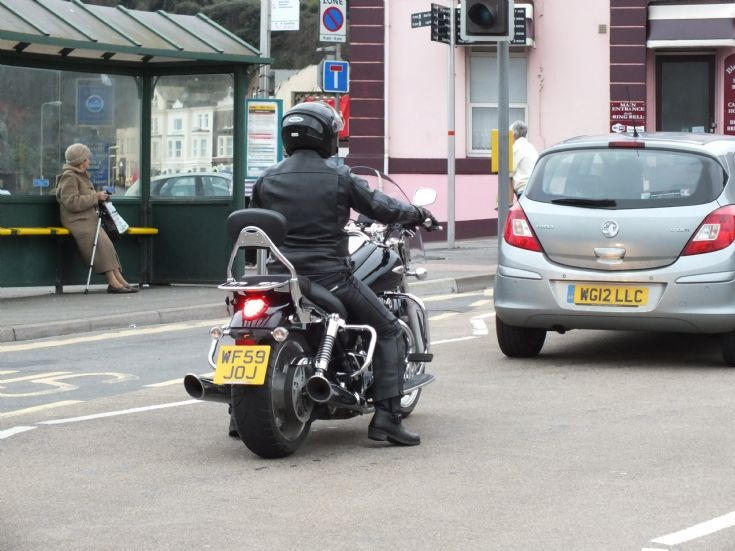 1600cc Triumph