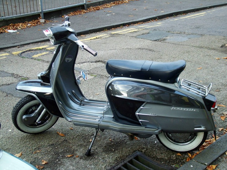 Photo of 1966 Lambretta SX200