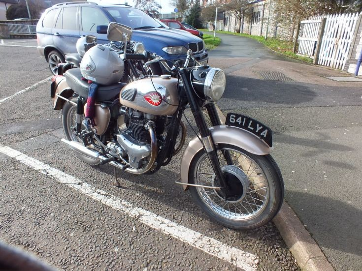 641 LYA Another BSA