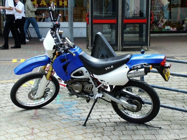 AJS YX-R 125