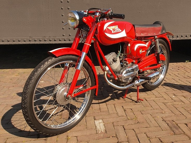 Moto Morini Corsarino